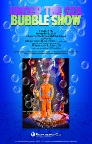 Under the Sea Bubble Show