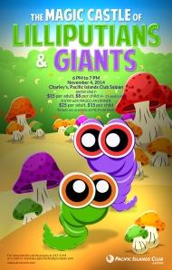 Magic Castle Lilliputians and Giants Show