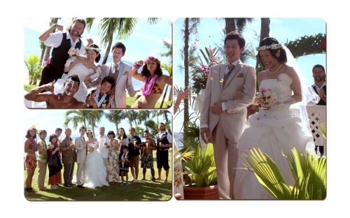 PIC Saipan Beachfront Wedding 2014