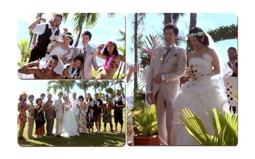 PIC Saipan Beachfront Wedding 2014